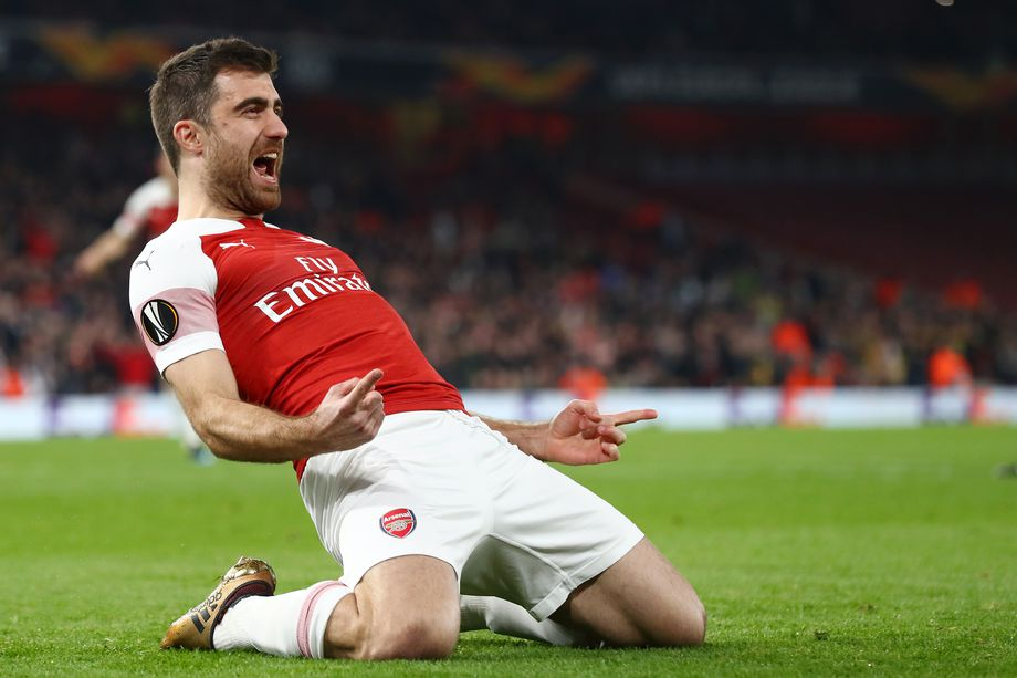 Match Report - Arsenal 3 BATE Borisov 0 - Europa League Round of 32
