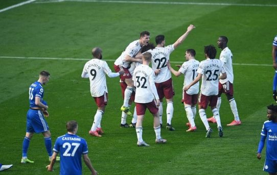 Match Report - Leicester City 1 Arsenal 3