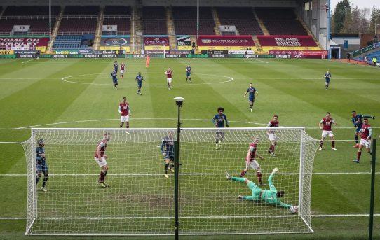 Match Report - Burnley 1 Arsenal 1